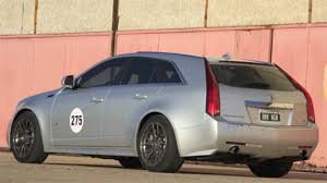hennessey cadillac cts v wagon hennessey cadillac cts v wagon breaks own mile speed autoblog