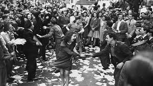 iwonder ve day how did the plan to celebrate