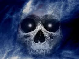 halloween background skulls skull wallpapers free group 60