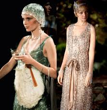 the great gatsby images the great gatsby a fashion comparison fashion the blogazine