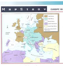 Map Of Europe 1939 Blank by Chc 2di Mrs Harnack U0027s Course Website
