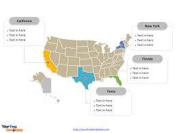 Us Maps Us States Map Free Download Editablemapsppt500x267ad Thempfa Org