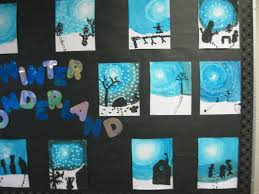 terri u0027s teaching treasures winter wonderland art