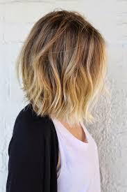 ombre for shorter hair balayage ombre short hair pretty designs