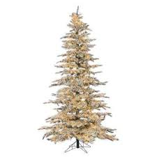 christmas tree with snow flocked frosted artificial christmas trees christmas trees