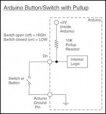 buttons for arduino controls