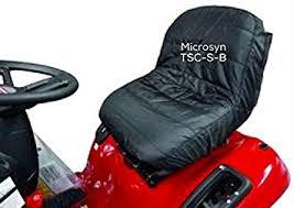 siege tondeuse housse de siège micro tracteur tondeuses autoportées amazon fr