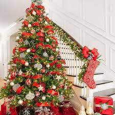 large christmas christmas tree decorating ideas