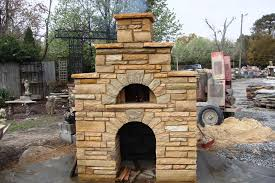 Backyard Fireplace Plans by Outdoor Patio Fireplace Kits Outdoor Fireplaces Decorations
