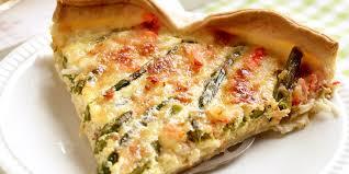 cuisiner asperges vertes fraiches quiche aux asperges vertes et crabe