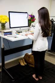 Make A Standing Desk by Make A Convertible Standing Desk Decorative Desk Decoration