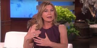 Anatomy Channel Grey U0027s Anatomy Star Ellen Pompeo Wants To Boycott A Tv Channel