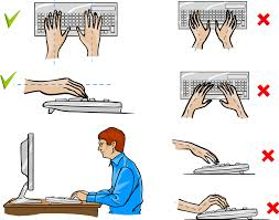 Ergonomic Desk Position Selecting The Right Ergonomic Keyboard And Adjustable Tray
