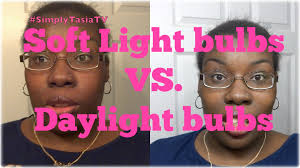 lighting soft lighting vs daylight bulbs youtube