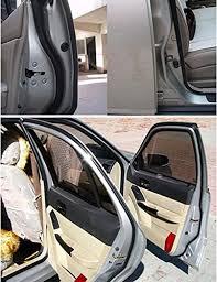 guarnizioni porte auto autoec guarnizioni antirumore per portiere auto nere 700 cm a