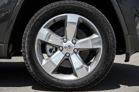 2004 jeep grand cherokee wheels 2014 jeep grand cherokee v 6 and v 8 first tests truck trend