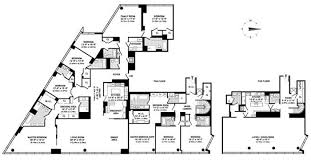 time warner center floor plan buyer takes half of scandalous time warner center condo curbed ny