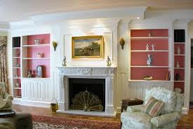 fireplace surround enhances room fireplace bayne u0027s quality