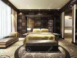 agencement chambre à coucher chambre de luxe moderne