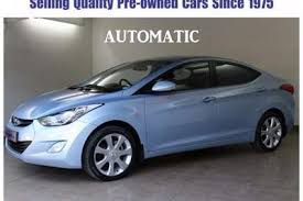 hyundai elantra 1 8 fuel consumption hyundai elantra cars for sale in gauteng auto mart