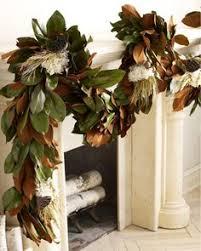 magnolia leaf garland 12 easy to create leaf garland ideas inhabit zone