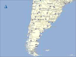 Chile South America Map by Tramsoft Gmbh Garmin Mapsource South America English