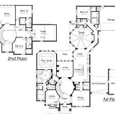 Courtyard Plans by Custom Courtyard House Plans