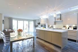 wren kitchens handleless cashmere gloss a glamorous u0027s