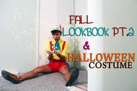 Pinocchio Halloween Costume Fall Lookbook Pt 2 U0026 Halloween Costume