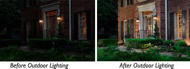Landscape Lighting Companies Residential Outdoor Lighting Virginia