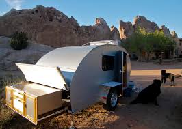 offroad teardrop camper the teardrop sees america travels with the blonde coyote
