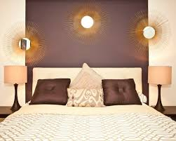 Purple Bedroom Feature Wall - feature wall interiors by color 7 interior decorating ideas