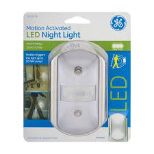 ge led night light ge motion activated led night light 1 0 ct from publix instacart