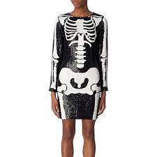 Skeleton Dress Sequin Skeleton Dress Ashish Telegraph