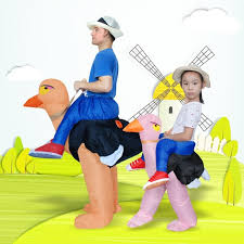 Ostrich Halloween Costume Online Shop 2 Size And Child Costumes Halloween Cosplay