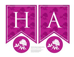 personalized princess happy birthday banner printable pdf u0027all