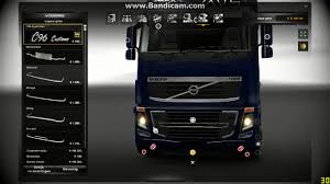 volvo commercial 2016 volvo fh16 bottom grill ets 2 euro truck simulator 2 mods
