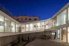portuguese home by antónio costa lima features spiralling walkway