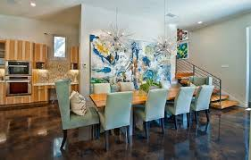 painting dining room painting a stained concrete floor in dining room comqt