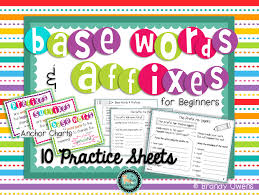 prefixes suffixes and root words prefixes language arts and