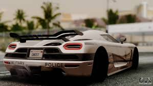 koenigsegg ghost car koenigsegg agera r for gta san andreas