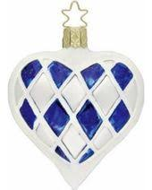 image result for bavarian glass ornaments shaped