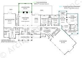 luxury home plans with inlaw suite justsingit com