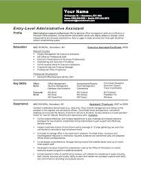 administrative assistant resume template finance administrative assistant resume luxury resume of an