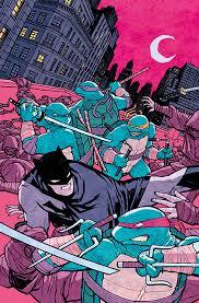 20 retailer exclusive covers batman teenage mutant ninja