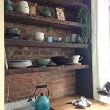 Barn Wood Floating Shelves by Hand Crafted Reclaimed Shelving By Elias Custom Furniture And