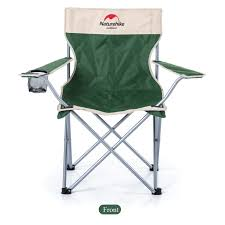 Armchair With Storage Naturehike Outdoor Folding Chair Armchair Steel Pipe With A