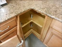 Kitchen Corner Cabinet Solutions by Kitchen Lazy Susan Replacement Parts Kitchen Corner Drawers Lazy