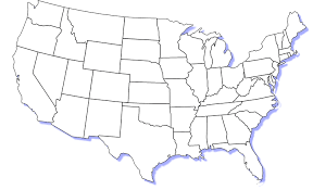 empty usa map map printables with states printable blank map of the united us