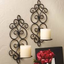 Wall Sconces Candles Holder Candle Sconces You U0027ll Love Wayfair